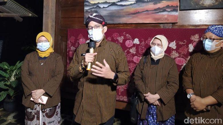 Dorong Wisatawan Candi Borobudur Berkualitas, Menparekraf Luncurkan Trial Of Civilization