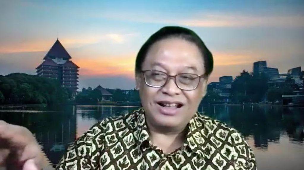 Pandu Riono Puji Luhut Pimpin PPKM Jawa Bali: Suka Marah tapi Mau Ngaku Salah