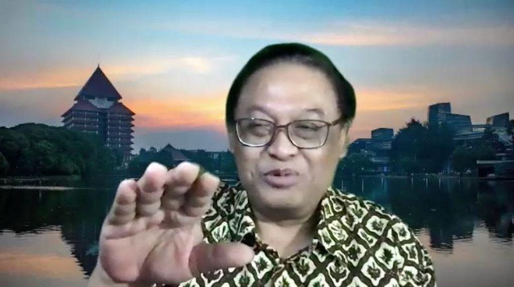 Dear Pak Jokowi, Pandu Riono Ingatkan RI Menuju Jalur Jebakan Pandemi