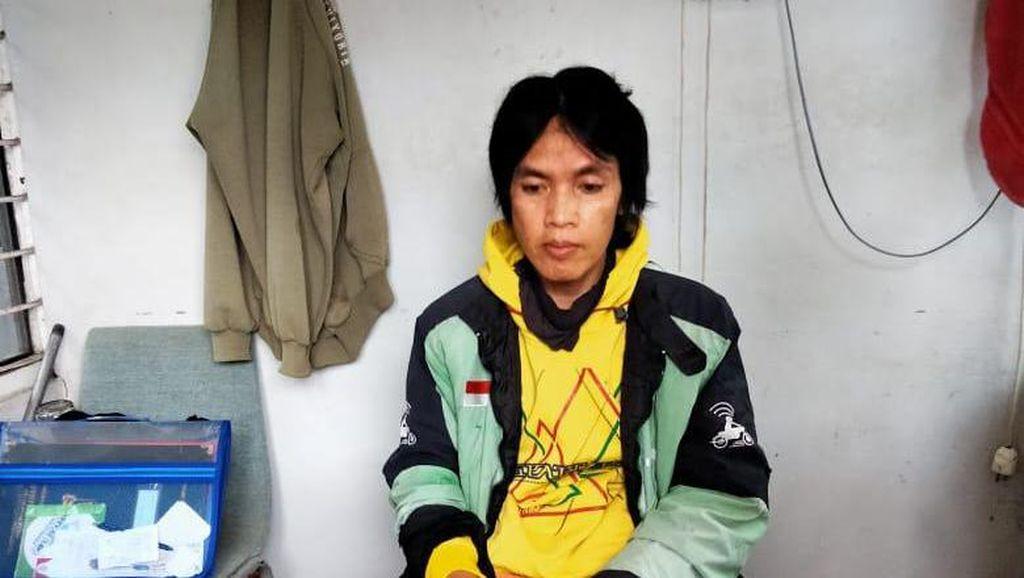 Driver Ojol Pamerkan Kemaluan di Depan Murid SMA Samarinda