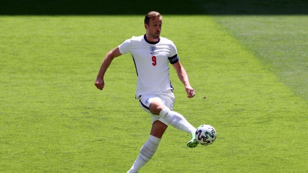 Dua Hal yang Merasuki Harry Kane di Euro 2020