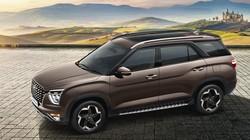 Lihat dari Dekat Medium SUV Hyundai Alcazar, Punya Banyak Fitur