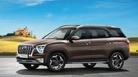 Hyundai Alcazar Resmi Dijual di India, Medium SUV Harga Rp 300 Jutaan