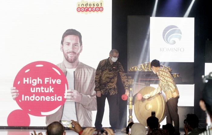 Indosata Ooredoo resmi menggelar layanan 5G secara komersial di Indonesia. Solo jadi kota pertama kelahiran 5G Indosat tersebut.