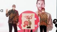 Giliran Indosat Luncurkan 5G Bareng Gibran di Solo