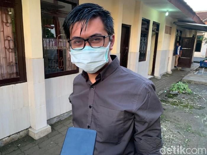 Jubir Satgas COVID-19 Jatim Dr Makhyan Jibril