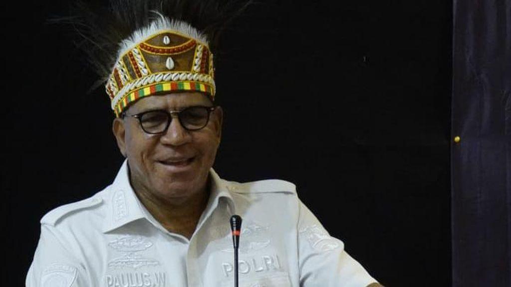 Polri Ungkap 4 Akar Masalah Penegakan Hukum di Papua