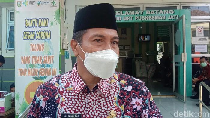 Kepala Dinas Kesehatan Kabupaten Kudus, Badai Ismoyo, Selasa (22/6/2021).