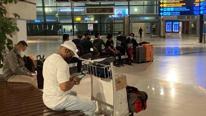 Kondisi Bandara Soekarno Hatta Pasca Pengetatan PPKM Mikro