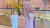 Larissa Chou ke Anaknya: Kita Nggak Punya Papi