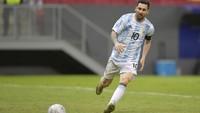 Lionel Messi Bikin Rekor Lagi di Timnas Argentina
