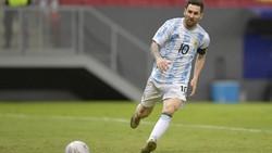 Lionel Messi Ultah ke-34, Pele Kirim Ucapan Ini