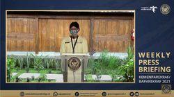 Gaungkan Work From Destination, Sandiaga Uno Mulai Kerja dari Borobudur