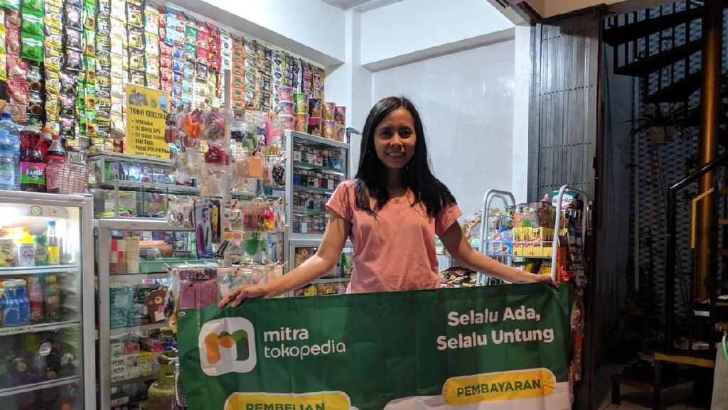 Kena PHK, IRT Asal Malang Sukses Buka Usaha Jadi Mitra Marketplace