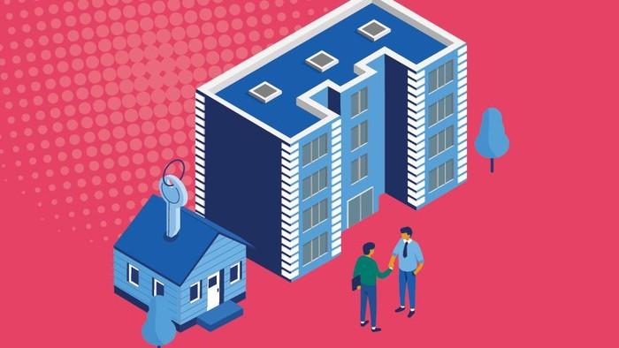 Obral Rumah, Apartemen hingga Ruko Murah