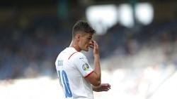Schick Bersinar di Euro 2020, Kok Dulu Memble di Roma?