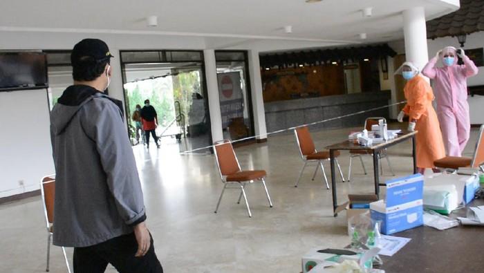 Pemkab Banyumas sulap hotel jadi RS Darurat COVID-19, Selasa (22/6/2021).
