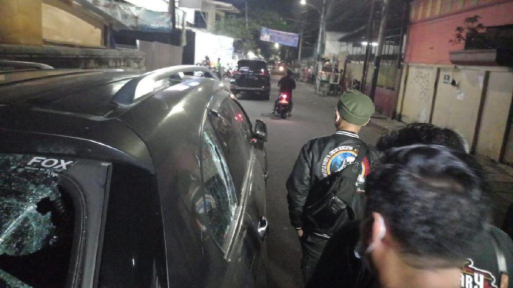 Polisi Olah TKP Penembakan Pelajar di Taman Sari, Wajah Pelaku Dikenali
