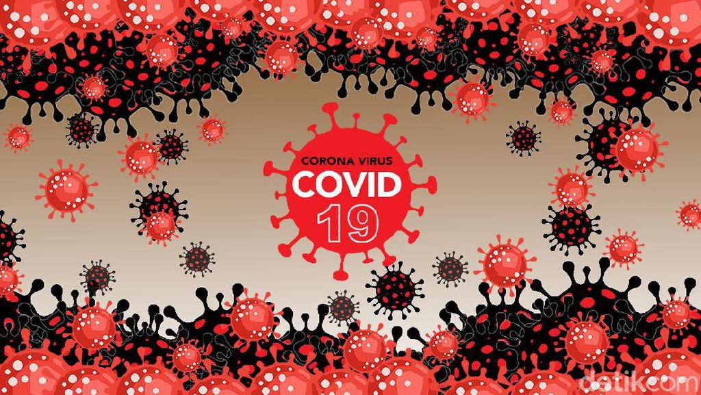 Sebaran 15.308 Kasus Baru Covid-19 di 34 Provinsi pada 23 Juni