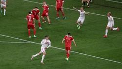 Hasil Rusia Vs Denmark: Menang 4-1, Tim Dinamit Lolos Dramatis