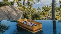 Ternyata Sarapan Terapung yang Mendunia Berawal dari Bali