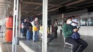 Ramai Peminat, Tes Antigen Acak di Stasiun Bekasi Antre Pagi Ini