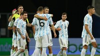 Copa America 2021: Argentina Sudah Lolos Grup, tapi Tak Cepat Puas