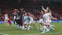 Karena Eriksen Jadi Inspirasi Terbesar Denmark di Euro 2020