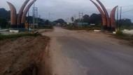Polisi Masih Buru 5 Pencuri-Penadah Pelat Tugu Perbatasan Samarinda-Kukar