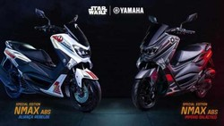 May The Force Be With You, Ini Dia Yamaha Nmax Edisi Star Wars
