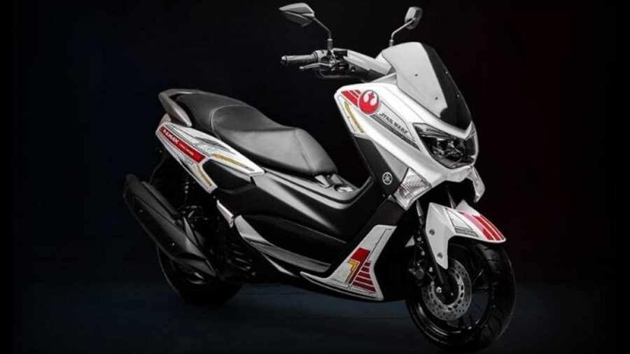 Yamaha NMAX versi Starwars di Brasil