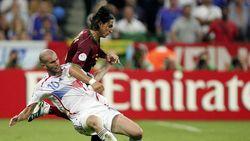 Video: Lihat Lagi Portugal Vs Prancis di Semifinal Piala Dunia 2006