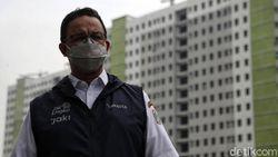 Anies: Beberapa RS di Jakarta Sudah Penuh, Bahkan Lobi untuk Rawat Inap