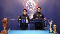 Arema FC Tegaskan 2 Pemain Asing Baru Pilihan Pelatih