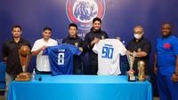 Liga 1 2021/2022: Arema FC Gaet 2 Pemain Asing
