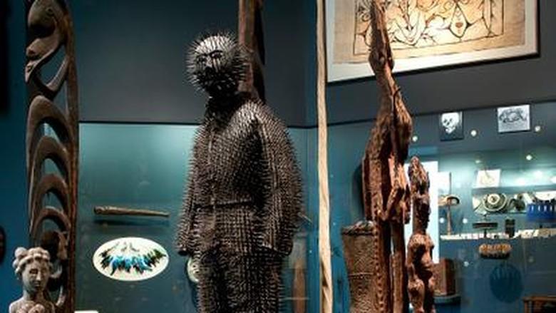 Baju berburu beruang abad ke-18