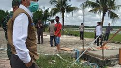 Serap APBD 25% ke Infrastruktur, Pemkab OKI Diapresiasi Sri Mulyani