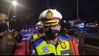 Polisi Pastikan Ojol Bisa Lintasi 10 Titik Pembatasan Mobilitas di Jakarta
