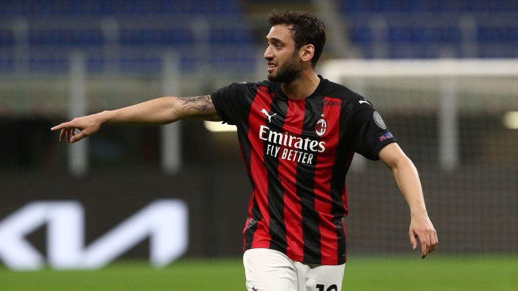 Calhanoglu: Saatnya Raih Trofi di Inter Milan