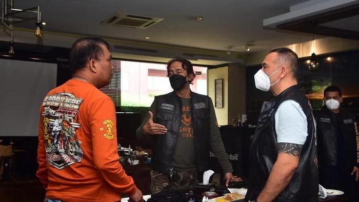 Komunitas Harley-Davidson Hogers Indonesia