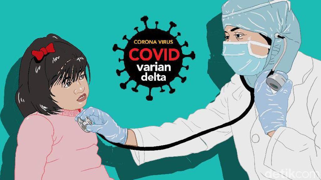 2.972 Anak di Banten Terpapar Corona, IDAI Sarankan Ini untuk PTM