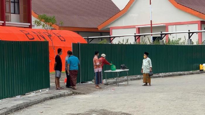 Kasus Aktif COVID-19 Bangkalan Nyaris Seribu