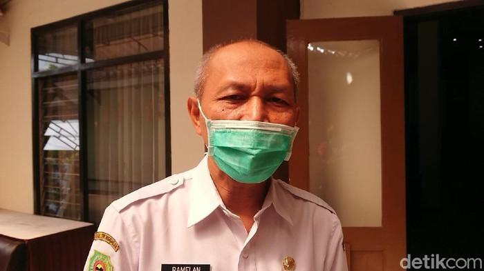 Kepala Dinas PUPR Trenggalek Ramelan