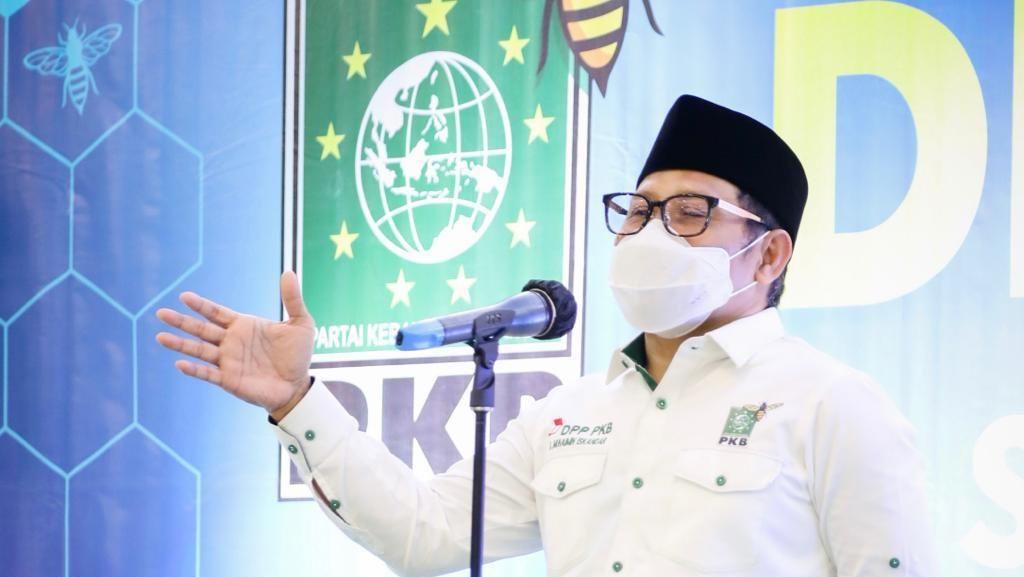 QR Code Vaksin RI Tak Terbaca di Arab Saudi, Ketum PKB Angkat Bicara