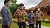 Pesan Sandiaga ke Homestay Sekitar Borobudur: Jangan Perang Harga!