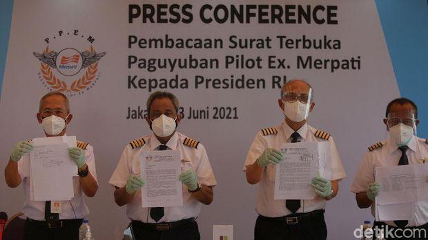 Nasib karyawan PT Merpati Nusantara selama enam tahun tak kunjung pasti. Berdasarkan informasi, ada sebanyak 1.233 karyawan yang belum dapat pesangon