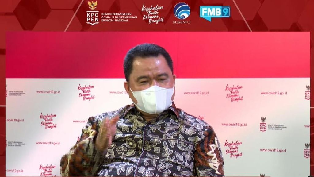 Ini Penyebab Corona di Indonesia Melonjak Lagi Menurut Kemenkes