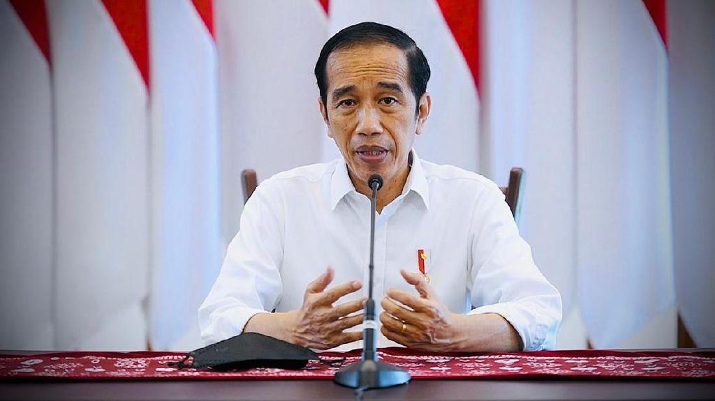 Jokowi Minta Semua Waspada Kemungkinan Varian Corona yang Lebih Menular