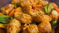 Resep Ayam Asam Manis ala Restoran Chinese Food yang Enak