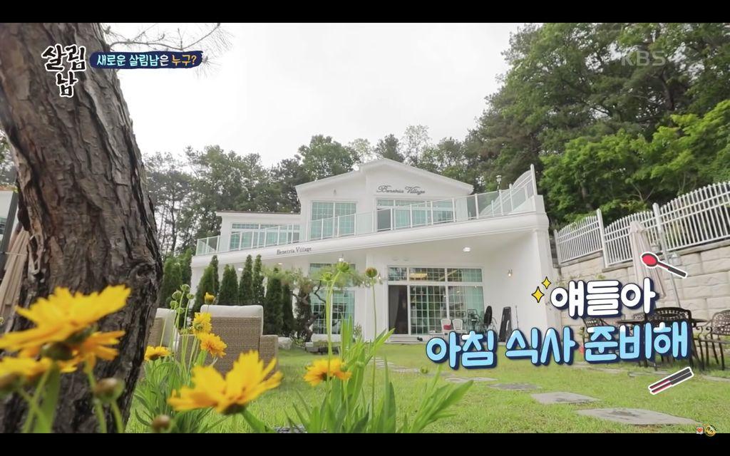 Rumah Mewah Eunhyuk Super Junior